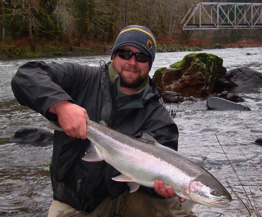 Techniques salmon steelhead journal for Steelhead fishing tips