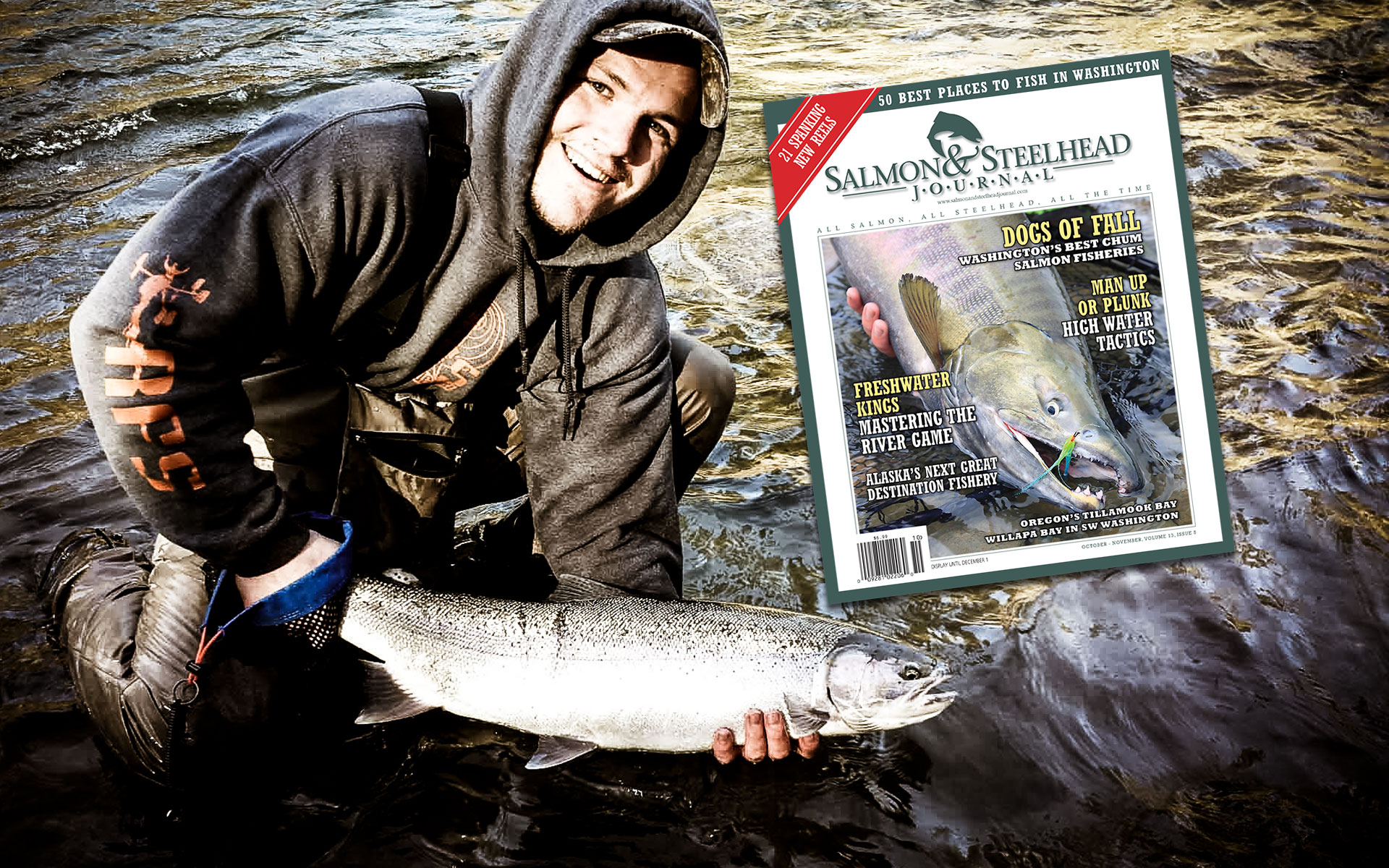 Subscribe to Salmon & Steelheaders Journal