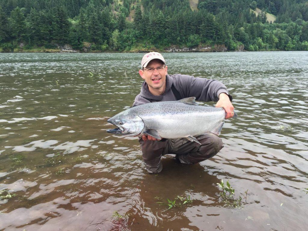 Spring Chinook Predictions 2017 Salmon Steelhead Journal