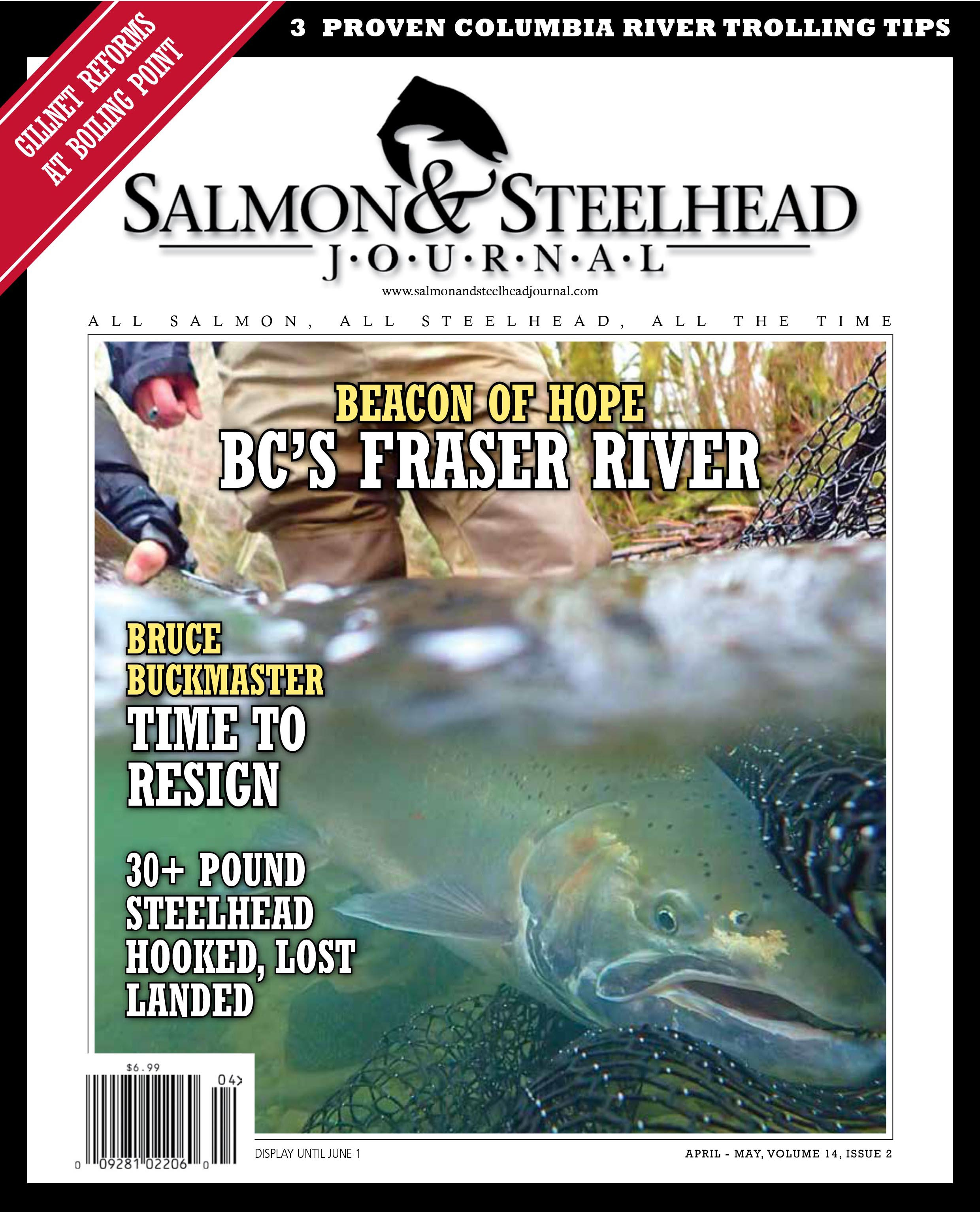 What s inside april may 2017 issue salmon steelhead for Washington fishing license cost 2017
