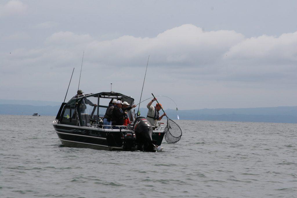 Tackling Buoy 10 – Salmon & Steelhead Journal