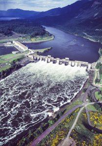 Hydro_Bonneville Dam