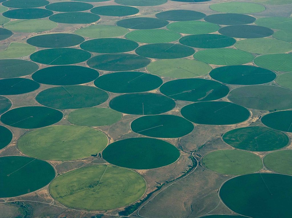 hydro crop circles