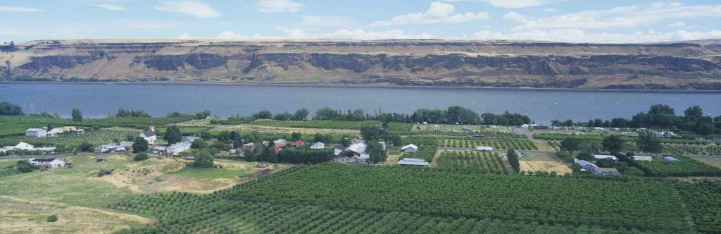 hydro farming columbia river